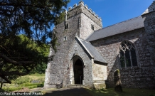 "The Norman church of St Brynach at Nevern in Pembrokeshire, is on the site of St Brynach's 6th century ""clas"", an important ecclesiastical centre."